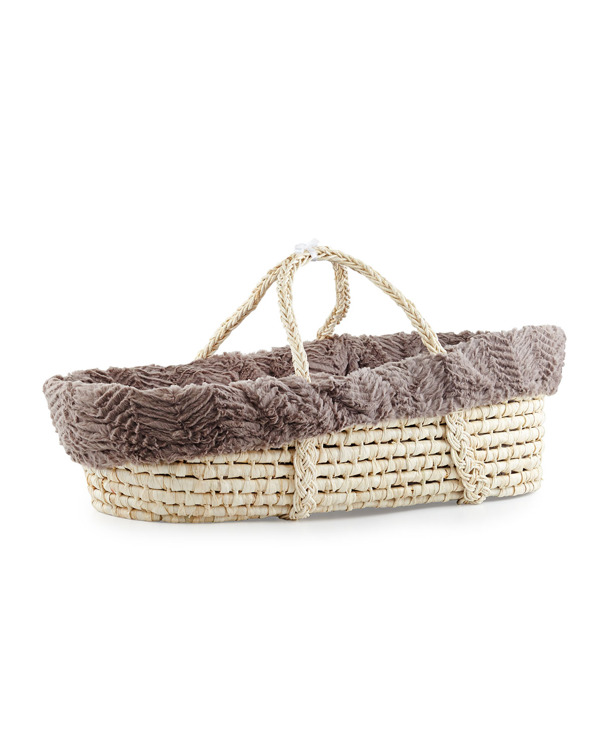 Moses Basket Logan Graphite