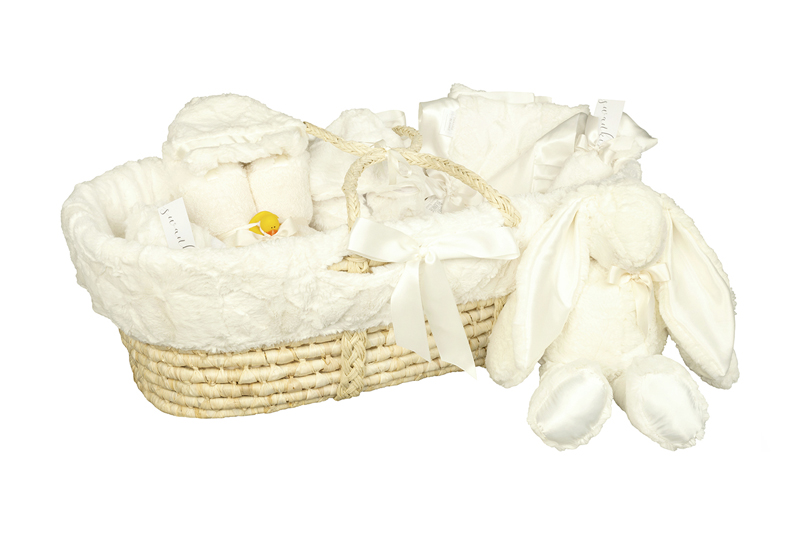 Moses Gift Basket Carter Ivory