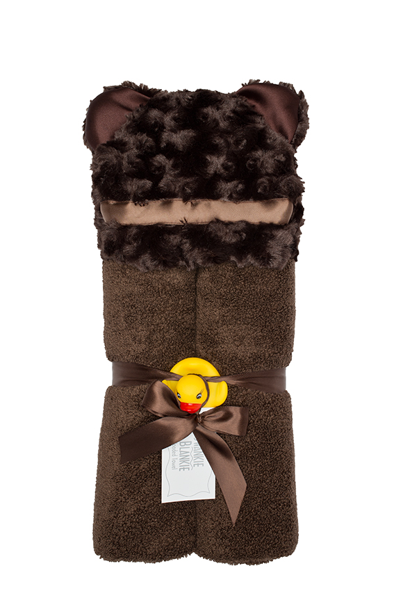 Imagine Hooded Towel Bear