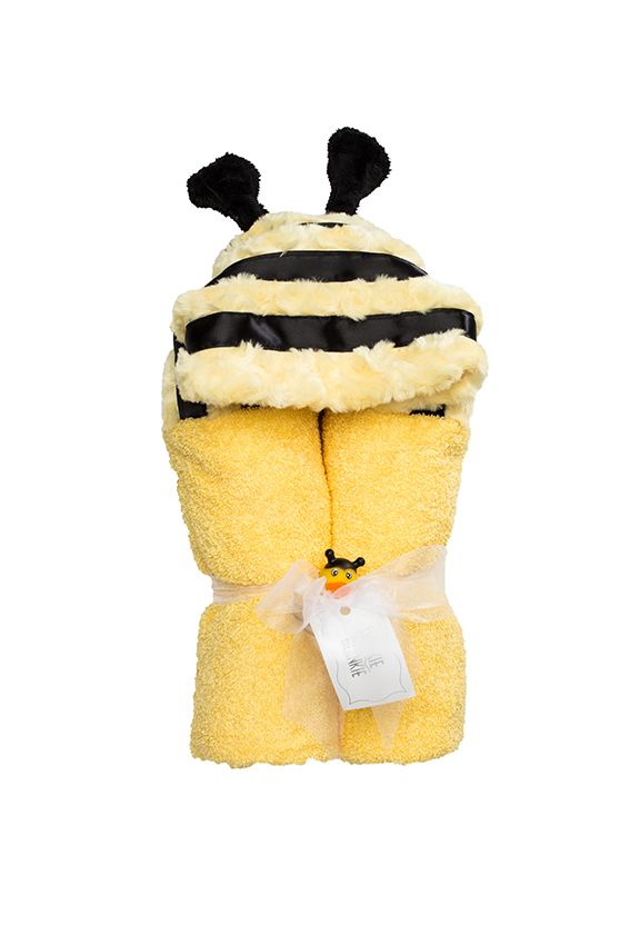 Imagine Hooded Towel Bee