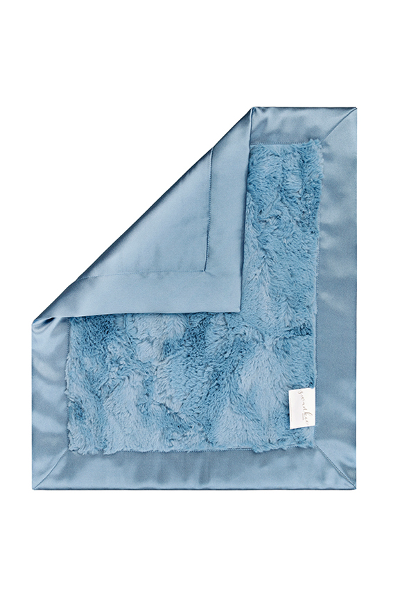 Addison Security Blanket Blue