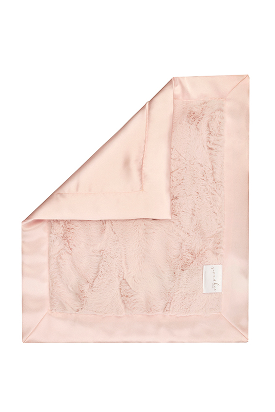 Addison Security Blanket Rose