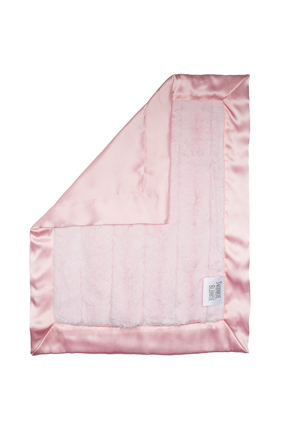 Carson Security Blanket Blush