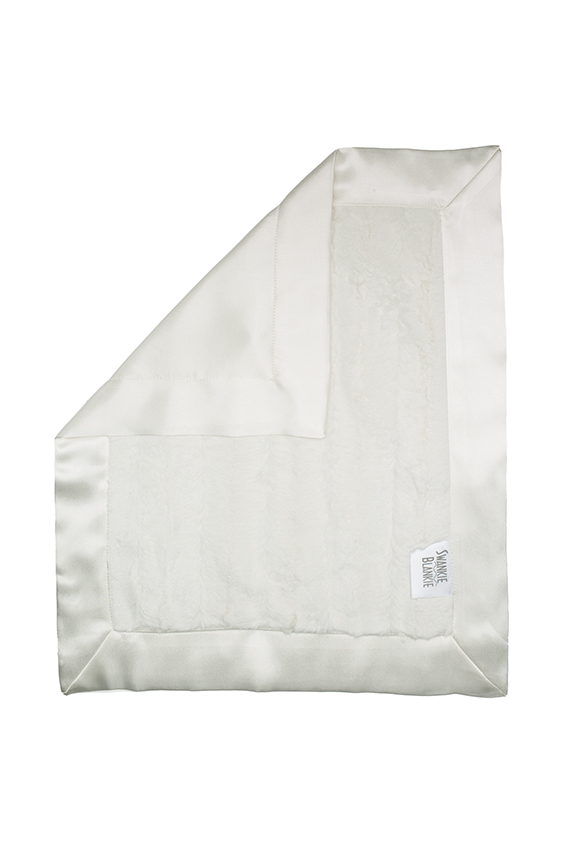 Carson Security Blanket Ivory