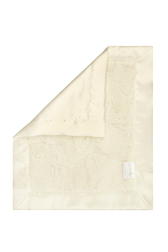 Carter Security Blanket Ivory
