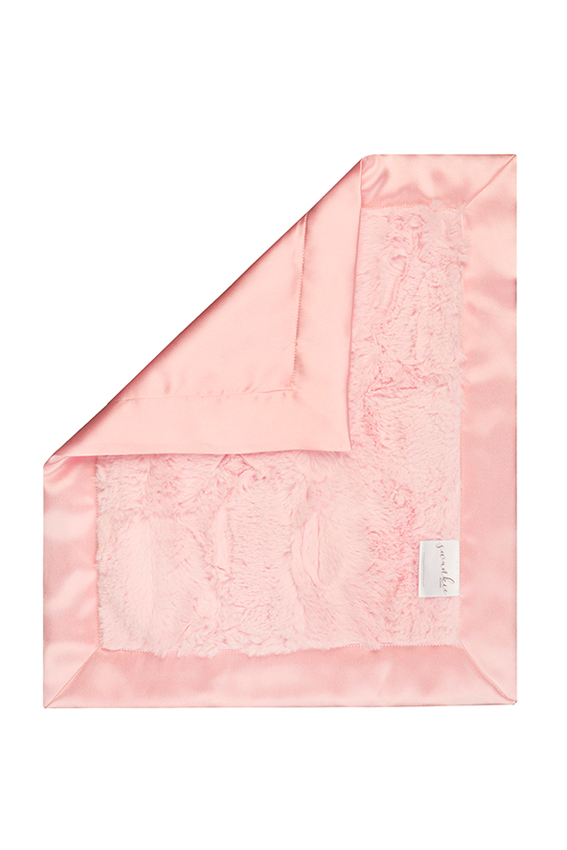 Carter Security Blanket Blush