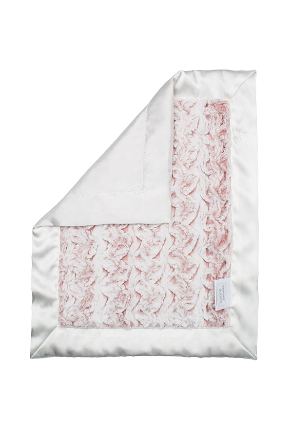 Riley Security Blanket Rose