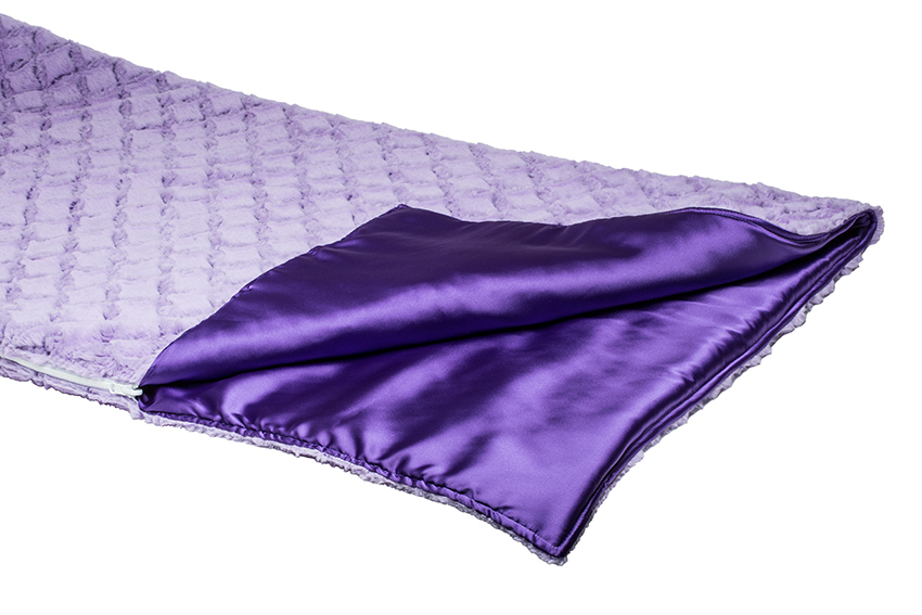 Diamond Lilac Sleeping Bag